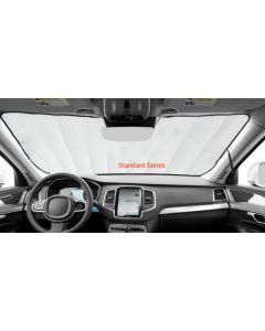 Sunshade for Freightliner Sprinter Van With Rearview Mirror Without Windshield-Mounted Sensor 2010-2017